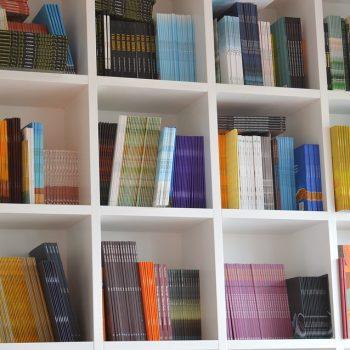 biblioteca de libros plataforma de autopublicación