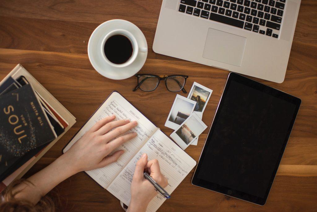 blog de escritor, ordenador